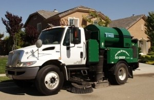 Statewide Sweeper Truck